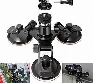 Auto Kamera 360 Grad : kamera saugnapfhalterung homeet gopro stativ saugnapf ~ Jslefanu.com Haus und Dekorationen