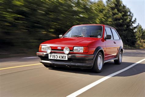 Fiesta XR2 MkII | The greatest Fast Fords | Auto Express
