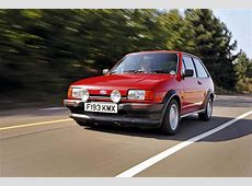 Fiesta XR2 MkII The greatest Fast Fords Auto Express