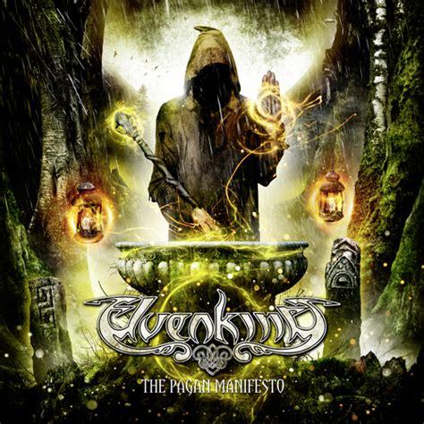 elvenking  pagan manifesto review angry metal guy