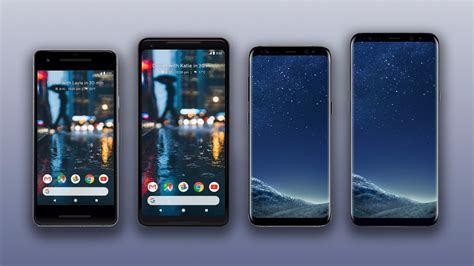 clash of the pixel 2 2 xl vrs samsung s8 s8 ascorpitech