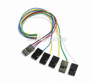 Cc3d Flight Controller 8 Pin Connection Cable Plug Wire