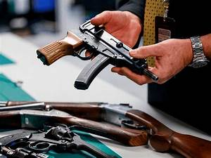 Guns and Ammunition Seized at UK Borders Treble in one Year