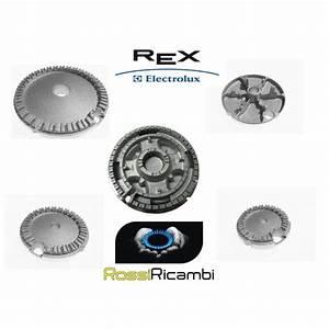 Rex electrolux serie bruciatori cucina piano cottura for Piano cottura rex electrolux 5 fuochi
