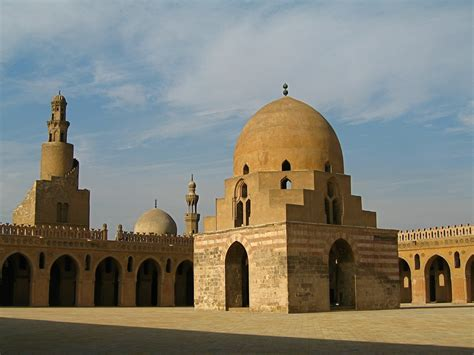 ibn tulun mosque tourist information facts picture