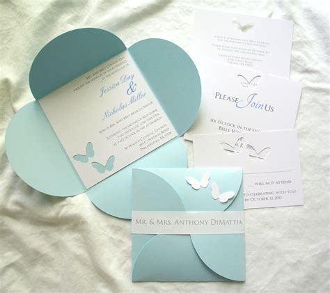 lovely simple invitation design
