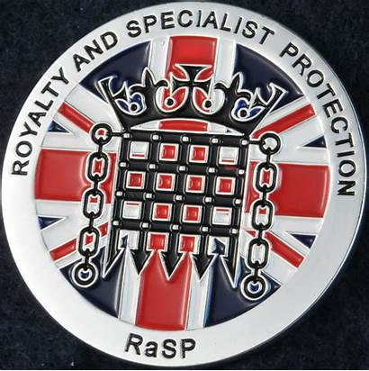 Specialist Royalty Scotland Protection Yard Challengecoins Security