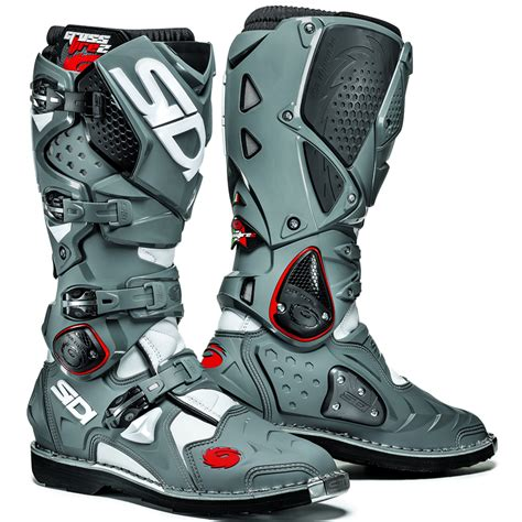 motocross boot sidi crossfire 2 mx enduro road steel toe motocross