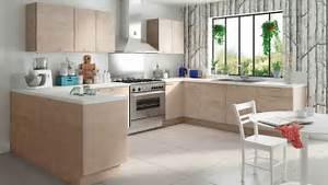 Aménagement Cuisine En U : am nagemer une cuisine ouverte en longueur pas cher ~ Premium-room.com Idées de Décoration