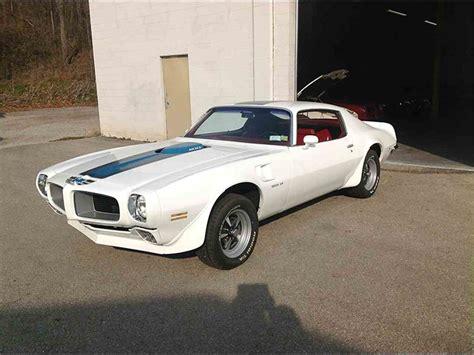1970 Pontiac Firebird Trans Am For Sale