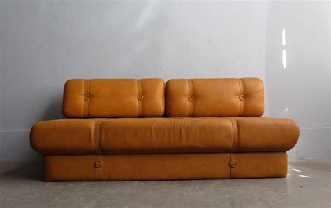 what is faux leather sofa vintage faux leather sofa bed for sale at pamono