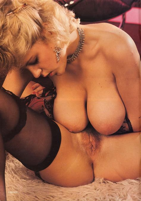 Lesbian Big Tits Blonde