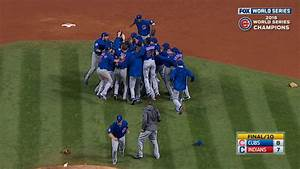 Cubs win World Series with Game 7 win - YouTube