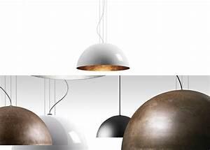 Italienische Lampen Designer : lampen aus metall liegen im trend 5 moderne ~ Watch28wear.com Haus und Dekorationen