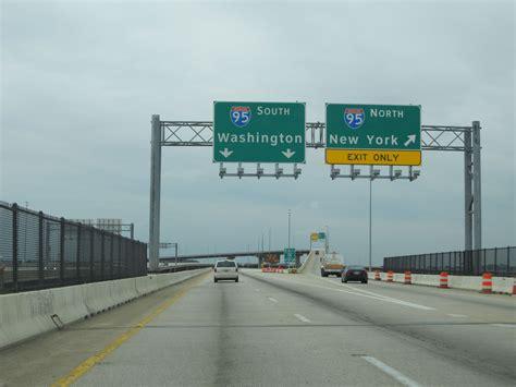 Photos Maryland  Interstate 395 Southbound