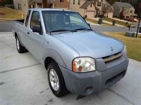 purchase used 2001 nissan frontier xe extended cab 2 door 2 4l in