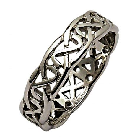 Sterling Silver Celtic Knot Ring  Narrow Band  Fado. Hematite Rings. Diamond Swiss Engagement Rings. Nag Rings. Fire Opal Rings. Studded Engagement Rings. Quad Engagement Rings. Sauron Rings. Pink Stone Engagement Rings
