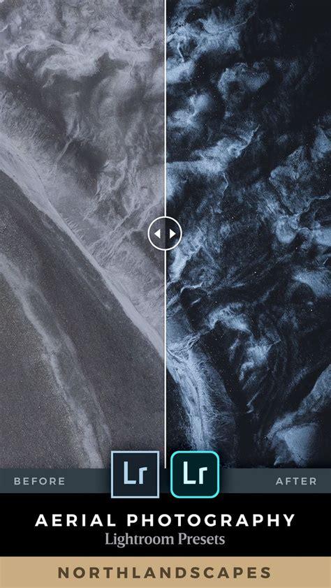 lightroom presets  drone  aerial
