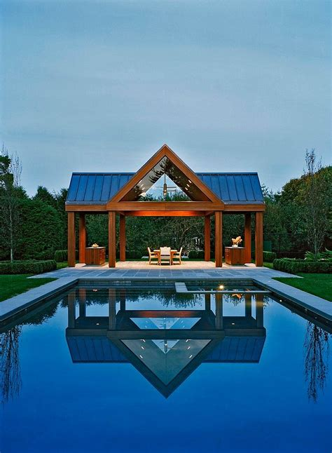 modern pavillon design 25 pool houses to complete your backyard retreat