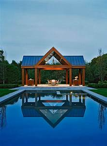 25, Pool, House, Designs, To, Complete, Your, Dream, Backyard, Retreat