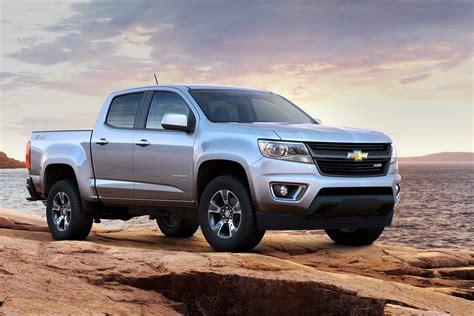 Allnew, North American Chevrolet Colorado Pictures