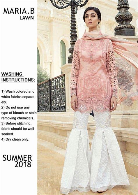 Maria B Lawn Collection 2018  Pakistani Dresses Marketplace