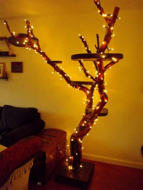 twisted juniper cat tree part 2 platforms lax cat