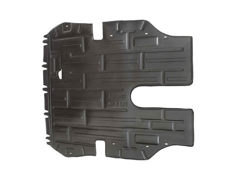 jaguar x type 00 engine cover protection plate undertray hdpe ebay
