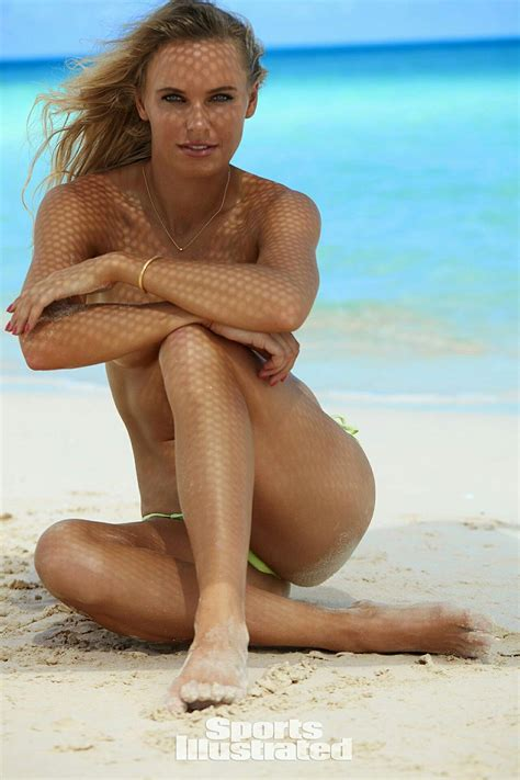 Tennis Player Caroline Wozniacki Nude Photos Scandal
