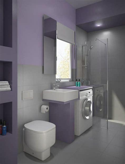 Kleines Bad Mit Dusche Und Waschmaschine by Kleines Bad Ideen Platzsparende Badm 246 Bel Und Viele