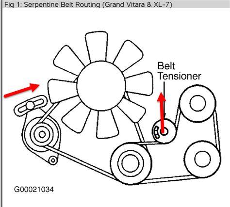 Alternator Belt Installation The Broke