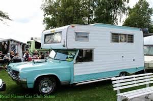 Homemade Slide in Truck Camper