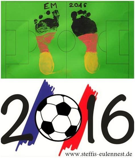 Fußball ist die in deutschland mit abstand beliebteste sportart. Basteln mit Kindern, EM 2016, Fussball , Weltmeister ...