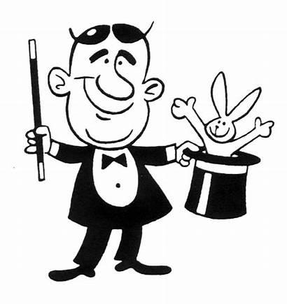 Magician Hat Rabbit Magic Mike Klee Pulling
