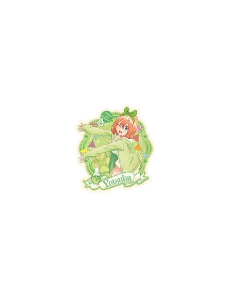 the quintessential quintuplets travel sticker room wear