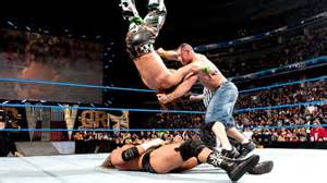 John Cena vs. Triple H vs. Shawn Michaels: Survivor Series ...