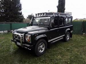 4x4 Occasion Land Rover : land rover defender iv 110 station wagon 4x4 vert fonc occasion 49 000 62 400 km vente ~ Gottalentnigeria.com Avis de Voitures