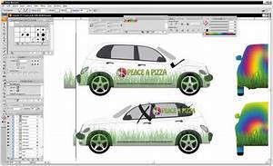 graphic designer tips on how to use vehicle templates for With vehicle graphic templates