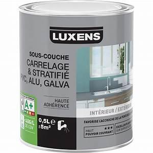 sous couche carrelage stratifie pvc aluminium With sous couche peinture carrelage