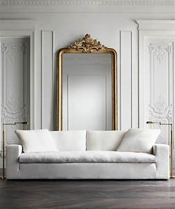 Grand Miroir Vintage : grand miroir vintage id es de d coration int rieure french decor ~ Teatrodelosmanantiales.com Idées de Décoration