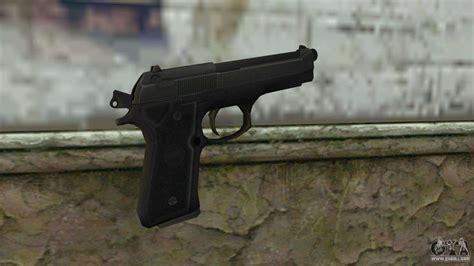 pistol  gta san andreas