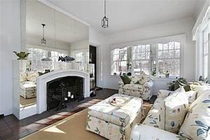 36 Elegant Living Rooms that are Richly Furnished & Decorated