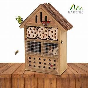 Schmetterlinge überwintern Helfen : insektenhotel artgerecht test gartenbau f r jederman ganz einfach februar 2019 ~ Yasmunasinghe.com Haus und Dekorationen
