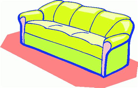 Sofa Clipart by Furniture