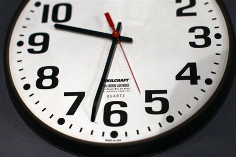Schools Replace Analog Clocks For Exams