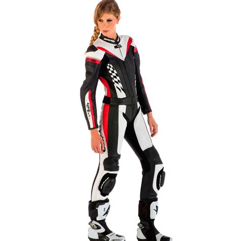 bike leathers spyke 4race div women motorcycle leather suits uk 4race