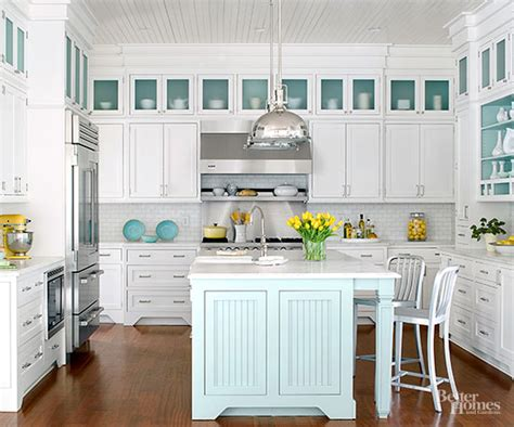 kitchen makeover coastal classic meets contemporary character