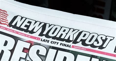 New York Post Insiders Slag 'Flimsy' Hunter Biden Stories
