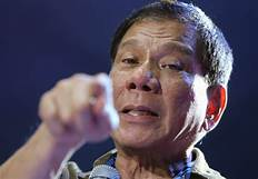 Duterte Says He'll 'Burn Down The United Nations'…