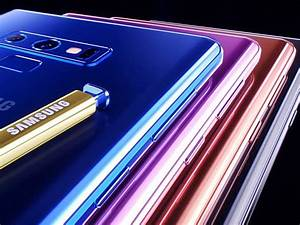 Note 9 Colours What Shades Can You Buy The New Samsung